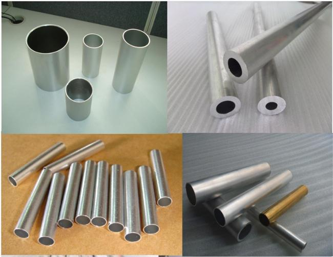 aluminum tube profile