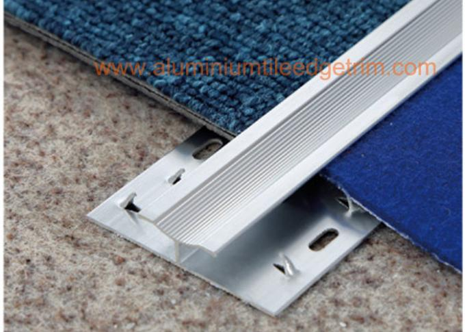 aluminium carpet trims for both carpets connection