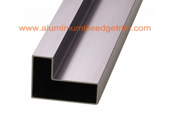Customized Aluminium Cabinet Door Profiles Aluminium Profile For
