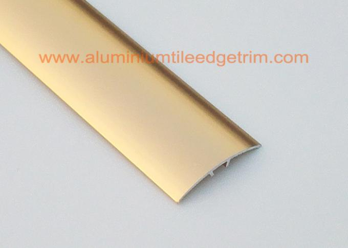 aluminium metal floor edge trim