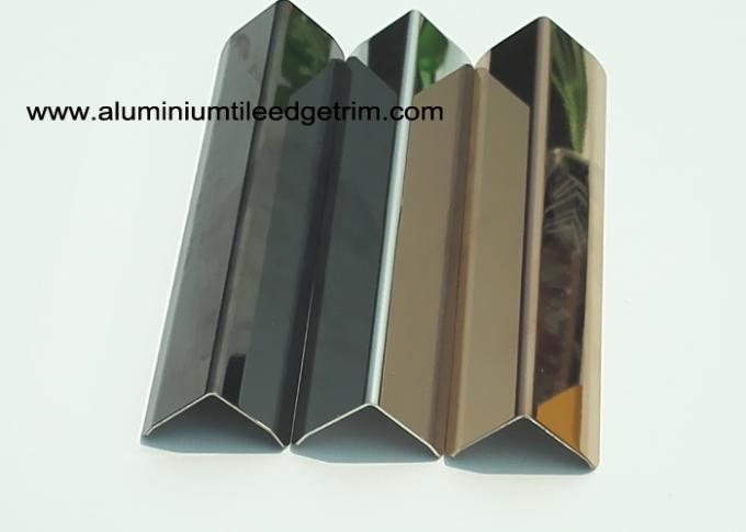 2.5cm stainless steel corner guards