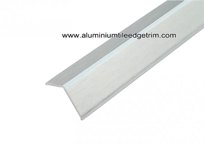 aluminum wall corner guards brushed silver