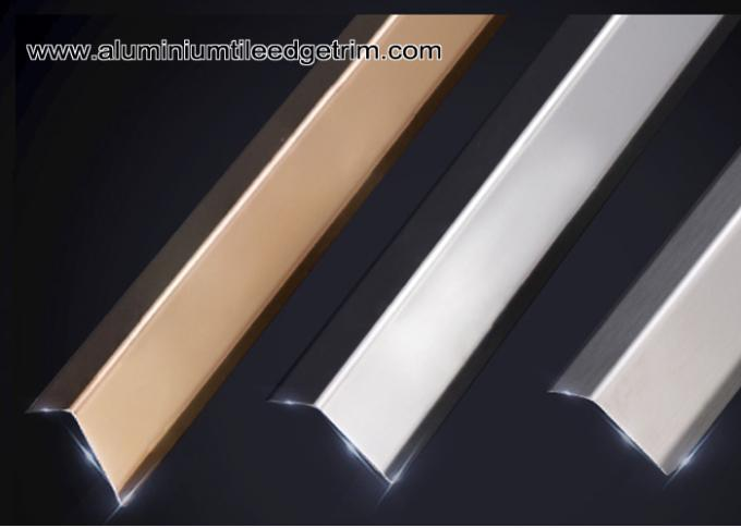 high end stainless steel corner guards