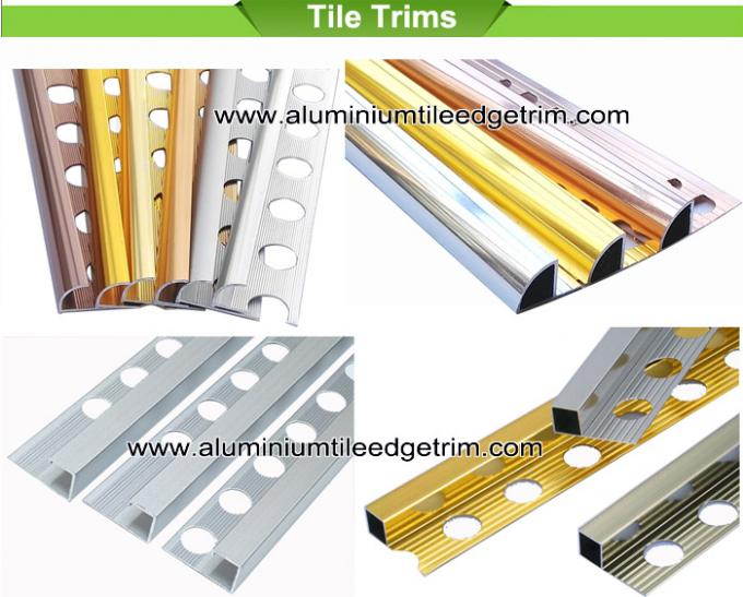 tile trims