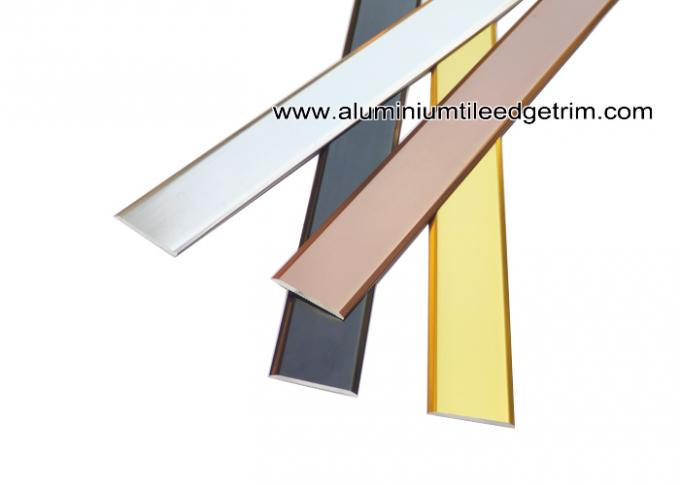 aluminum decorative flat bar