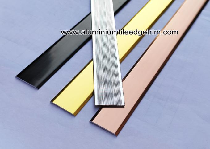 decorative metal flat bar
