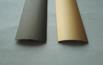 China Carpet To Tile Trim Metal Floor Transitions Strip 40mm Width Easy Installation supplier