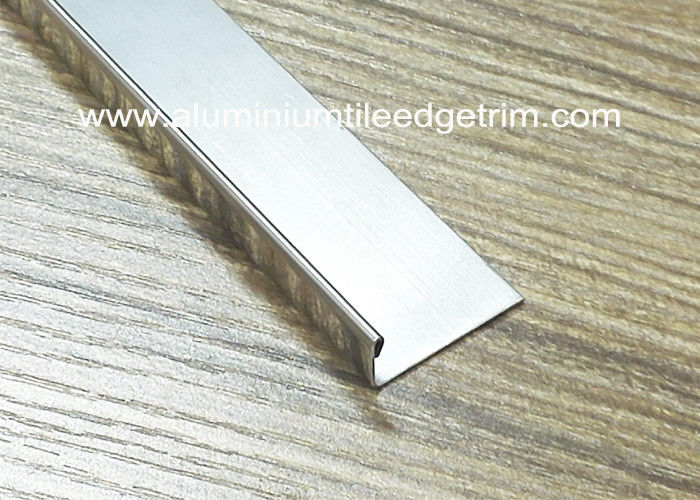 L Shaped Stainless Steel Right Angle Trim Corner Trim