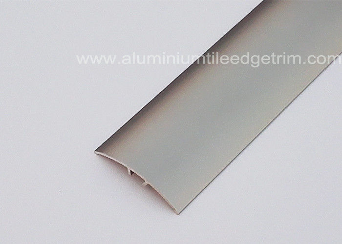 Anodized Champagne Metal Transition Carpet Or Laminate Floor Tile