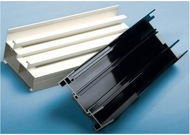 Anodized Aluminium Window Profiles , Aluminium Sections For Doors And Windows