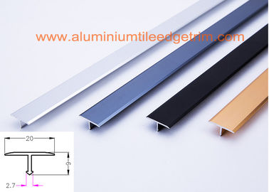 Aluminium Laminate Flooring Trims And Edging Transition Strip Decoration Accessories