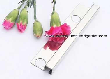 #8 Mirror Effect Stainless Steel Tile Trim For 8mm / 10mm Ceramic Tile