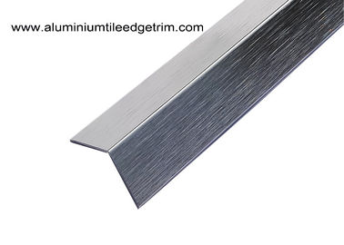V30  Brushed Silver Decorative Aluminum Splint For Corner Protector