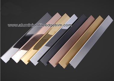 Good Corrosion Resistance Stainless Steel T Section Profiles 20mm Width