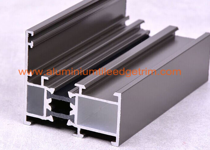 aluminium extruded window profile